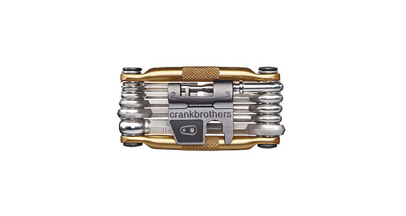 Crankbrothers Multi 17 Tool gold